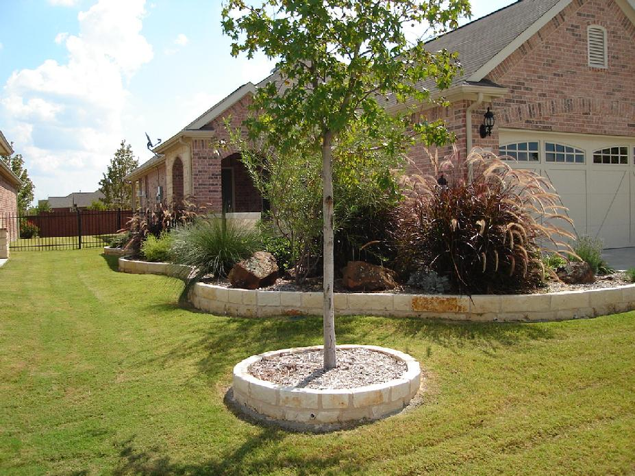 Oak point tx, little elm 75068 Landscape / lawn services ...